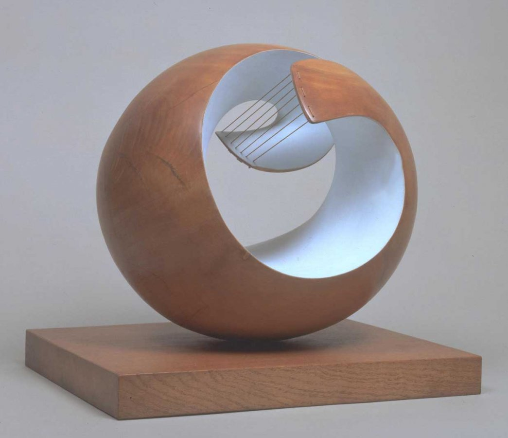 Barbara Hepworth, Pelagos, 1946, Tate  © Bowness