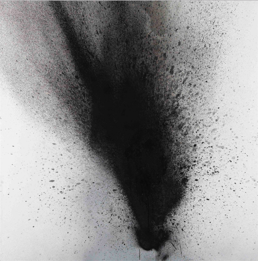 Otto Piene, Komet, 1973, More Sky Collection  © VG Bild-Kunst, Bonn 2019