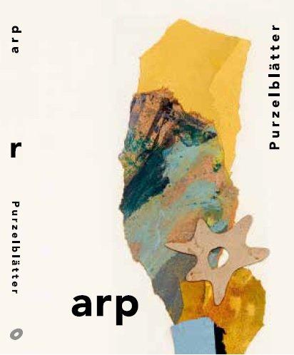 Der Bestandskatalog »Hans Arp. Purzelblätter« der Papierarbeiten im Arp Museum Bahnhof Rolandseck erschien im Januar 2019 und ist im Museumsshop und online für 85 Euro erhältlich.