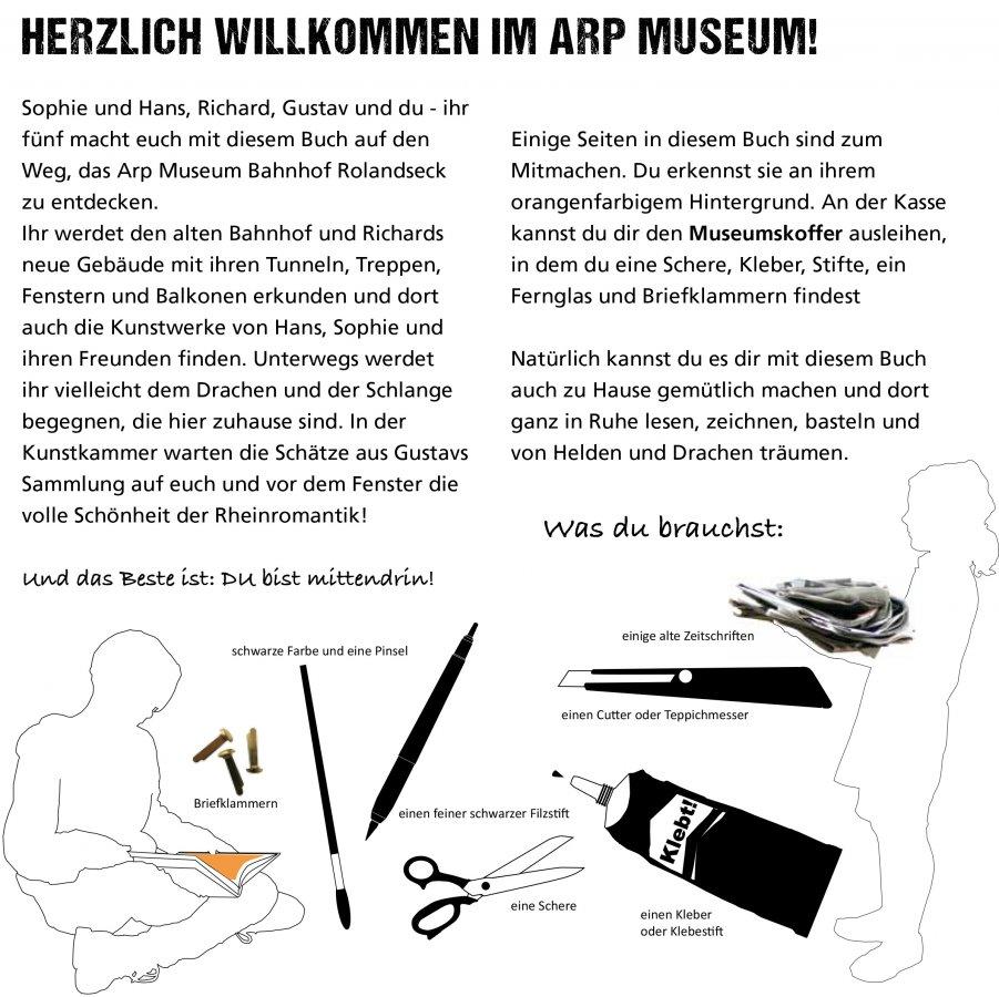 © Arp Museum Bahnhof Rolandseck