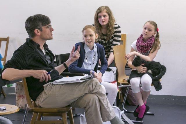 © Junges Theater Bonn - Schauspielschule, Foto von Rolf Franke