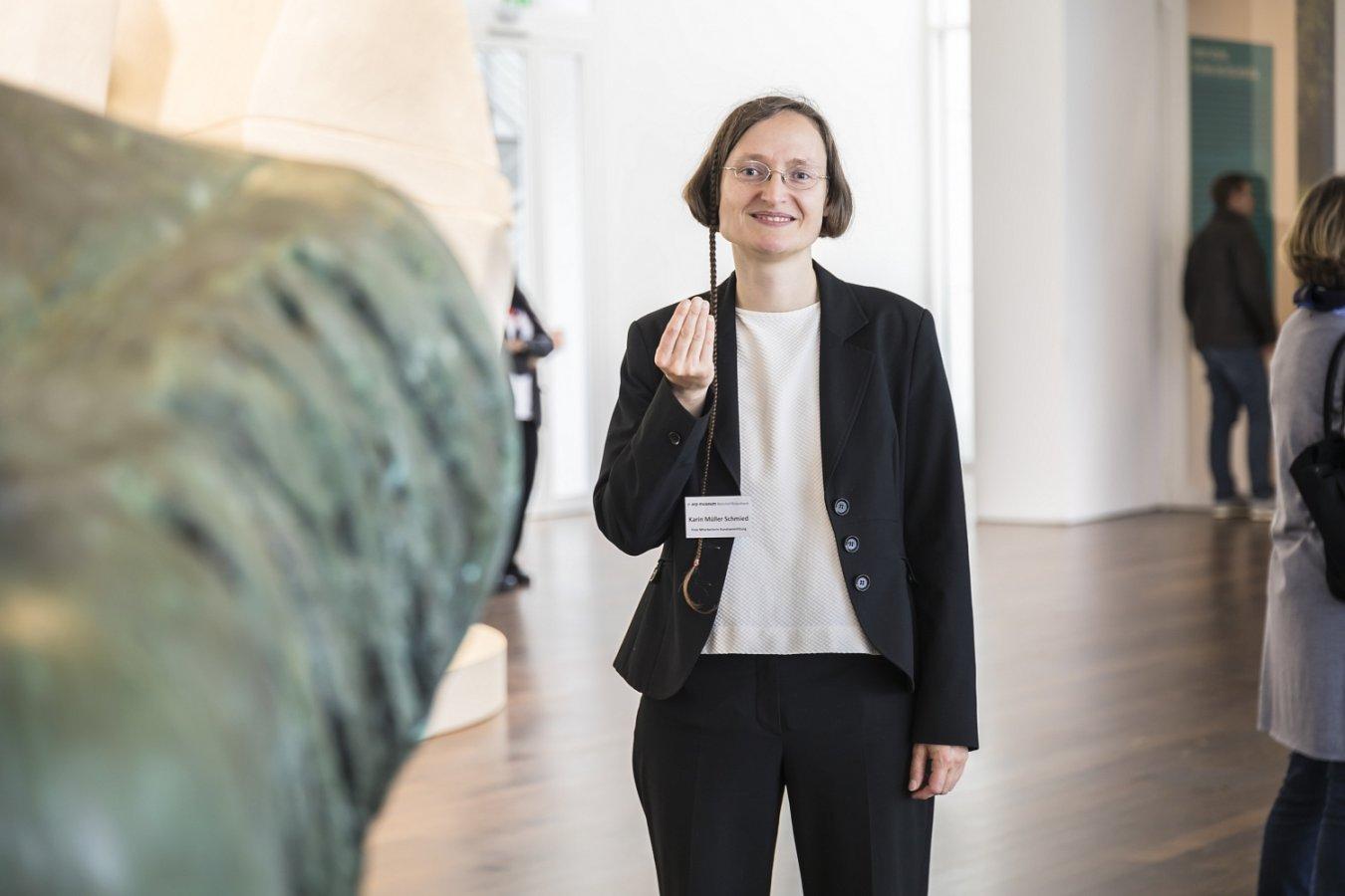 Karin Müller Schmid © Helmut Reinelt