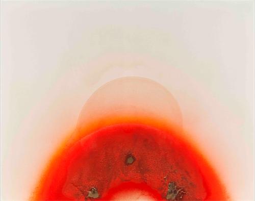 Otto Piene, Die Geburt des Regenbogens, 1966 © VG Bild-Kunst, Bonn 2019