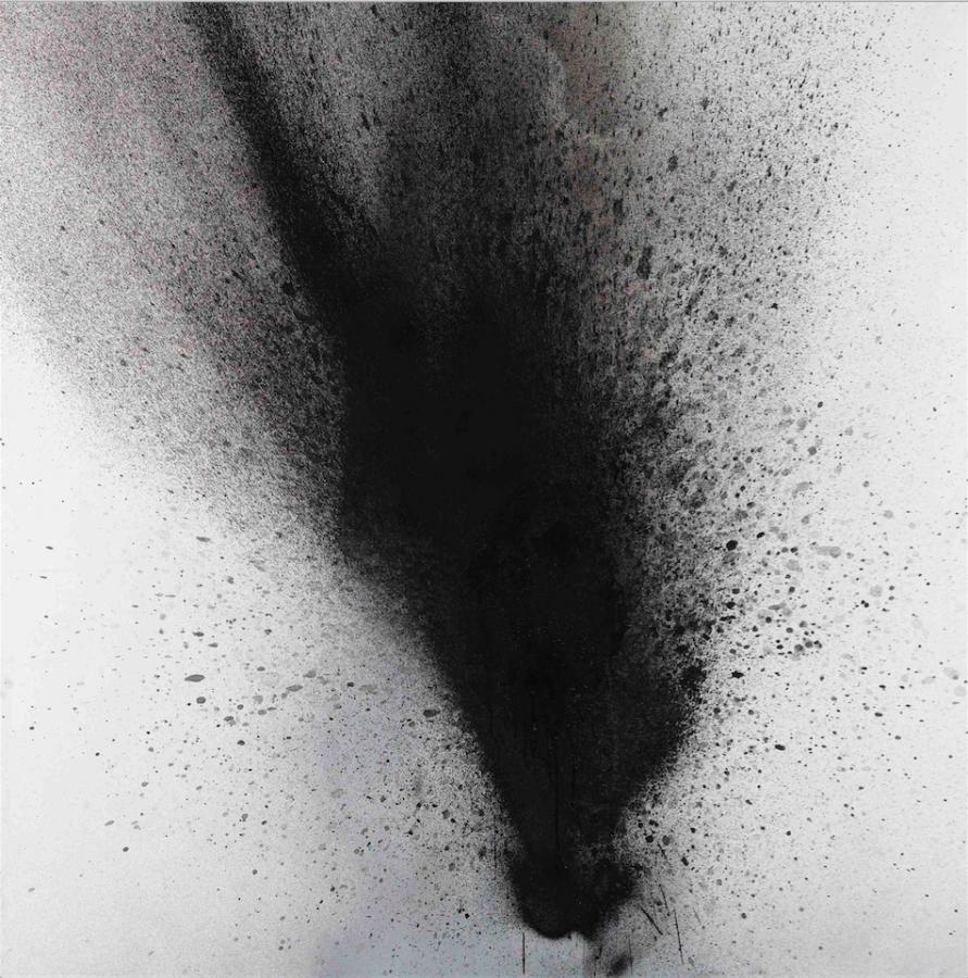 Otto Piene, Komet, 1973, More Sky Collection  © VG Bild-Kunst, Bonn 2019