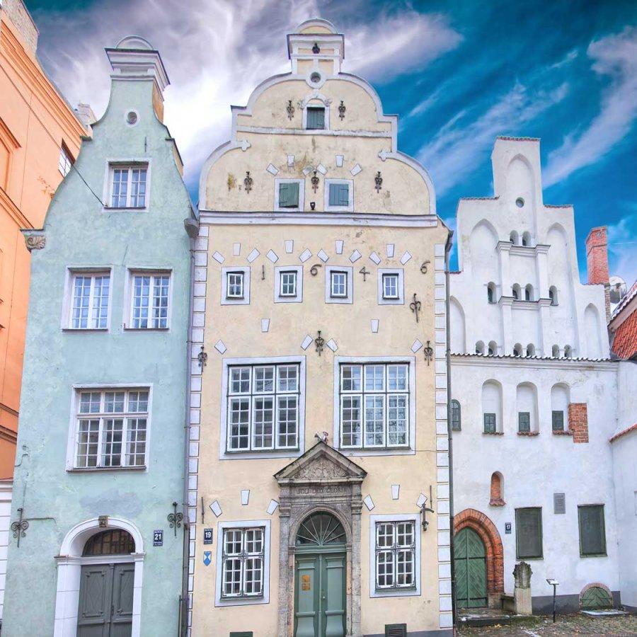 Riga © A. Mc Aulay