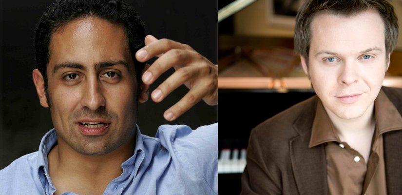 Nabil Shehata und Hinrich Alpers © Nabil Shehata, © Chad Johnston