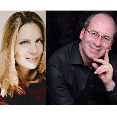 Sophie Klußmann und Oliver Triendl
