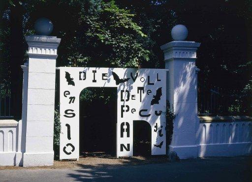 Caroline Bittermann & Peter Duka – geheime gärten rolandswerth