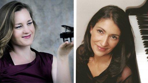 5. Abonnementkonzert – Klavierduo: Myriam Farid und Luisa Imorde