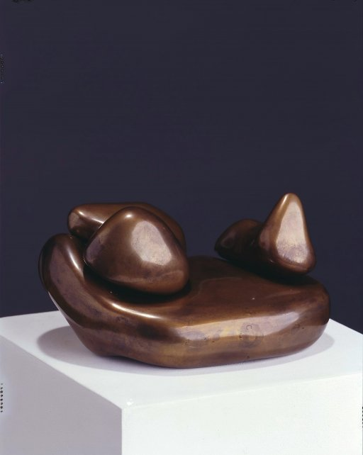 Hans Arp – To Be Exposed in the Woods