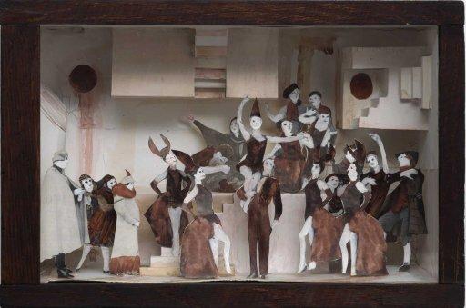 Finissage der Ausstellung »Bühnenreif 1. Akt«