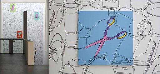 Michael Craig-Martin - Constellations