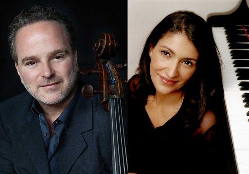 7. Abonnementkonzert: Zvi Plesser, Violoncello & Myriam Farid, Klavier
