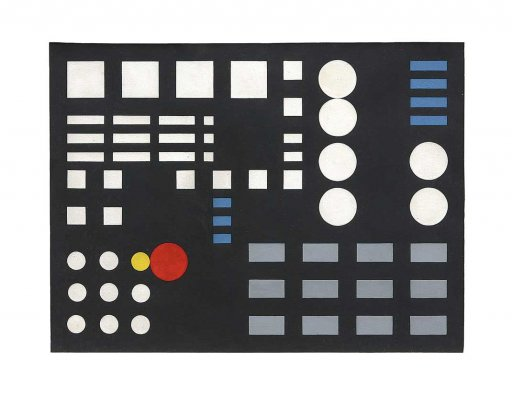 Sophie Taeuber-Arp – Compositions