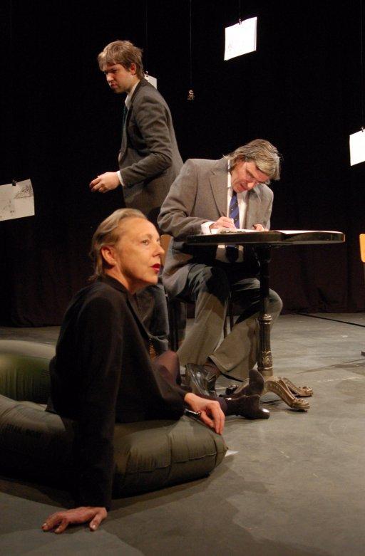 Theater Thikwa: »Hindernisse auf der Fahrbahn«