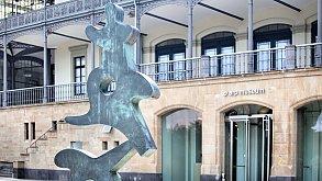 Arp museum bahnhof rolandseck home for Interieur no 253