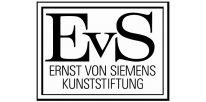 Logo Ernst von Siemens Kunsstiftung
