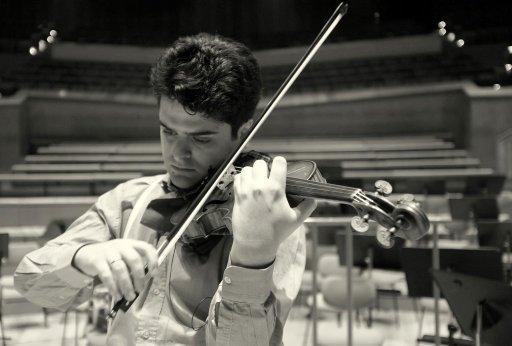 Michael Barenboim, Foto: Joanna Lesniewska