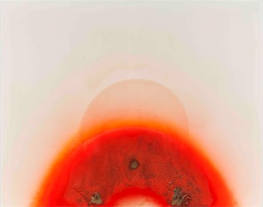 Otto Piene, Die Geburt des Regenbogens, 1966